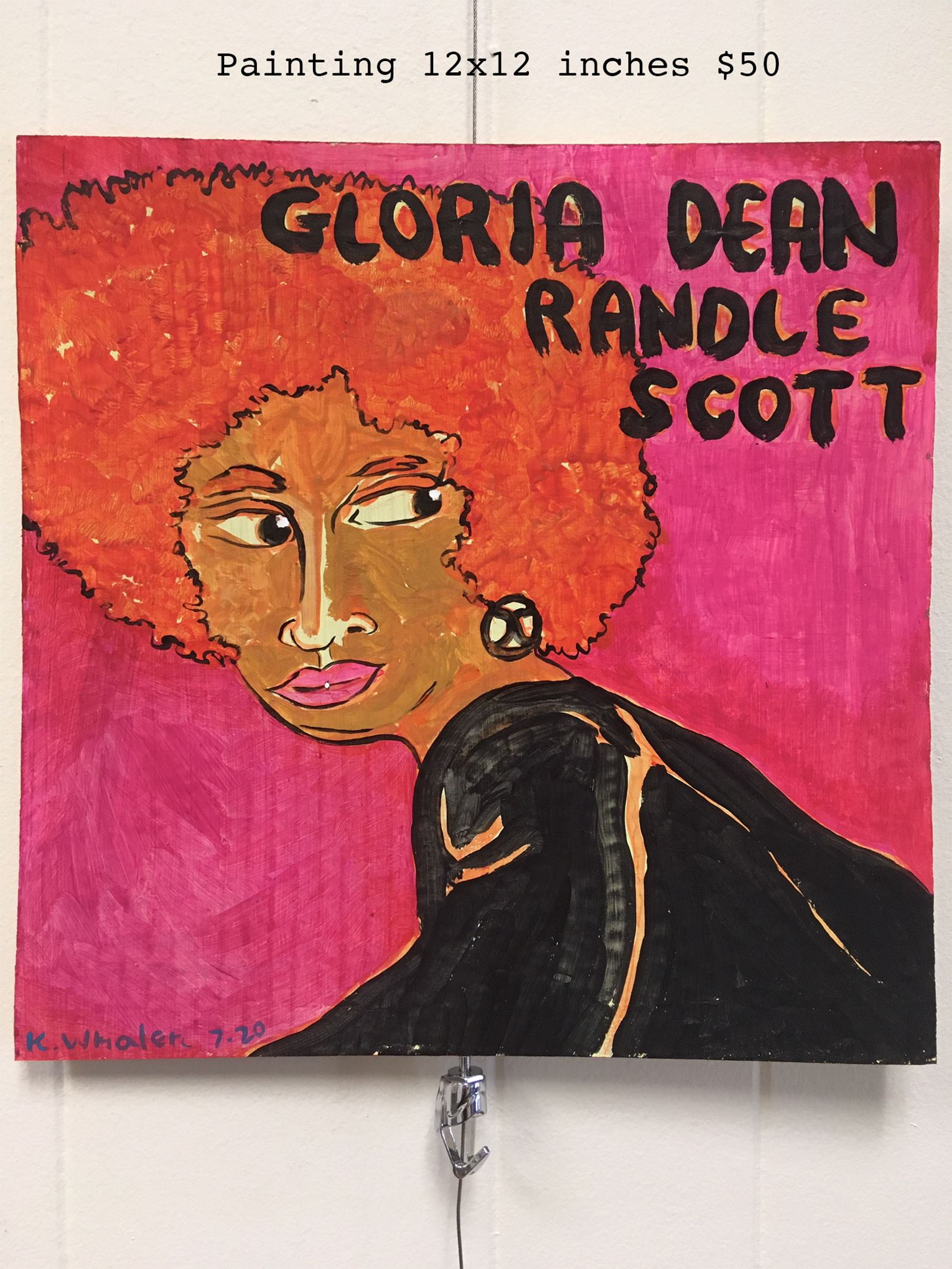 01 - Gloria_Dean_Randle_Scott_Painting